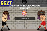 لعبة مصارعة بن تن