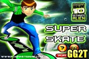 لعبة بن تن التزلج