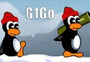 لعبة البطريق قناص الثلج