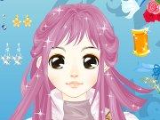 لعبة تلبيس الأميرة نها
