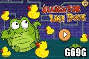 لعبة التمساح والماء