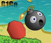 لعبة القنبلة المتفجرة