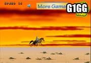 لعبة الحصان فلاش