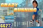 لعبة الجري السريع