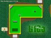 لعبة الجولف المصغرة