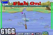 لعبة بطولة صيد السمك