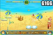 لعبة شاطئ العشاق