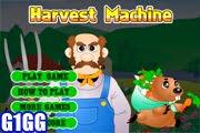 لعبة آلة حصاد المزرعة