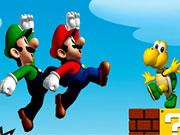 لعبة ماريو والأميرة