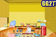 لعبة ترتيب المطبخ