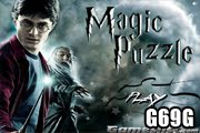 لعبة هاري بوتر الساحر