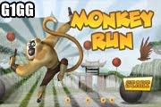 لعبة كونغ فو باندا سباق القرد