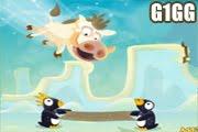 لعبة البطريق والخنزير القطبى