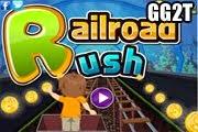 لعبة تحدي السكة الحديدية