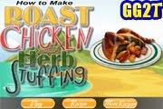 لعبة طبخ دجاج باباس
