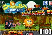 لعبة سبونج بوب وعيد الهالوين