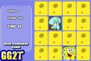 لعبة سبونج بوب قوة الذاكرة