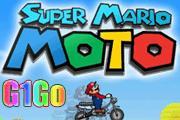 لعبة سباق دراجة ماريو