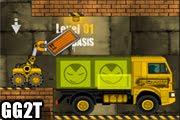 لعبة تحميل الشاحنة بواسطة اللودر