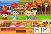 لعبة مطعم البرجر التركي