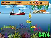 لعبة بن تن صيد السمك