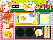 لعبة وجبة الصباح