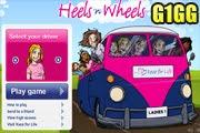 لعبة باص البنات