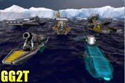 لعبة حرب السفن البحرية