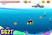 لعبة البطريق فى البحر