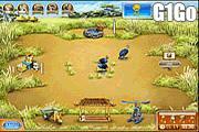 لعبة المزرعة في الفيس بوك