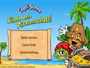 لعبة البحث عن كنز القراصنة