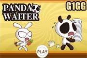 لعبة الباندا والارنب المجنون