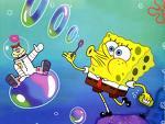 لعبة سبونج بوب وقناديل البحر