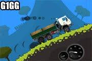 لعبة شاحنة نقل الاخشاب