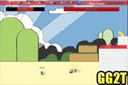 لعبة ماريو فى المعركة