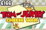 لعبة كرتون توم وجيري معركة الجبن