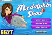 لعبة عرض الدولفين