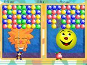 لعبة الكرات الملونة المتشابهة