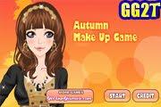 لعبة مكياج الخريف للبنات