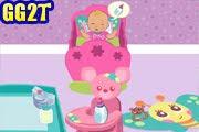 لعبة رعاية الطفل الرضيع