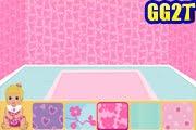 لعبة تصميم غرفة اطفال