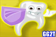 لعبة الاسنان المسوسة