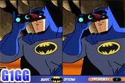 لعبة اختلاف صورة باتمان