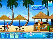 لعبة مطعم شاطئ المصيف