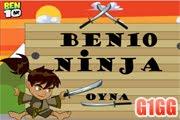 لعبة بن تن مقاتل النينجا
