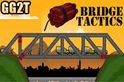 لعبة تفجير الجسر بالديناميت