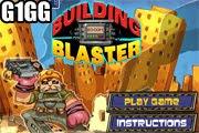 لعبة تفجير المباني بالقنابل