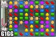 لعبة كاندي كراش ساجا فيس بوك