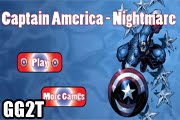 لعبة كابتن امريكا قتال الابطال