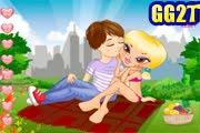 لعبة تلبيس الرومانسية